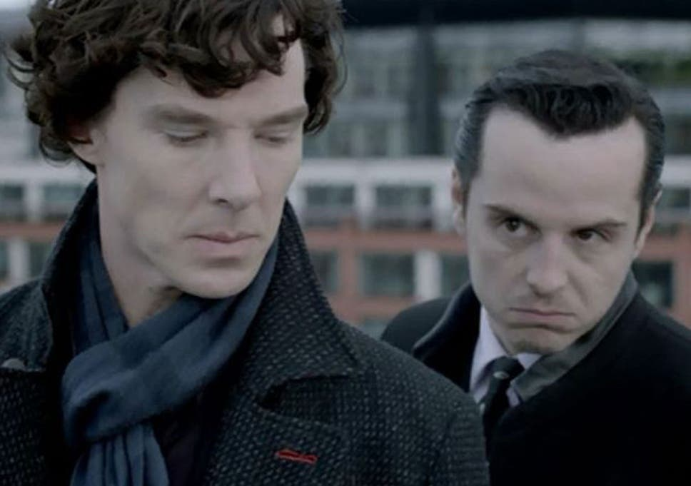 Sherlock and Moriarty are 'absolutely obsessed with each other ...