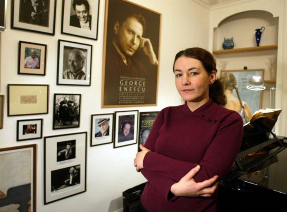 No turning back: the playwright and 'Independent' music critic Jessica Duchen