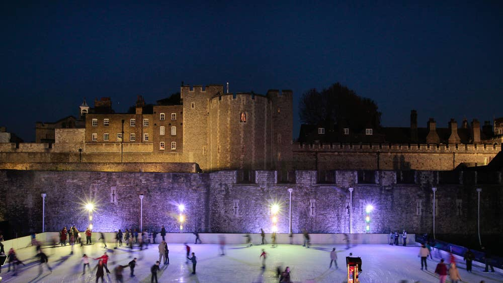Christmas Ice Skating London.The 10 Best Christmas Ice Rinks The Independent