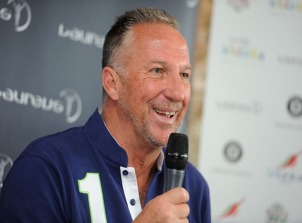 Botham says: 'I played in a great era, the standard of cricket was excellent. But there was also a more social side to it as well'