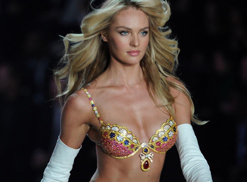 Model Candice Swanepoel sported the Royal Fantasy Bra and Belt at the Victoria's Secret Fashion Show in New York this week. At $10 million, do you think this would be fit for her Royal Highness?