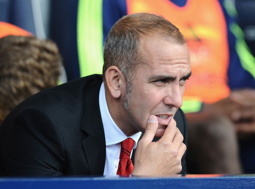Former Sunderland manager Paolo Di Canio has hit back at his predecessor Martin O'Neill for his 'charlatan' jibe
