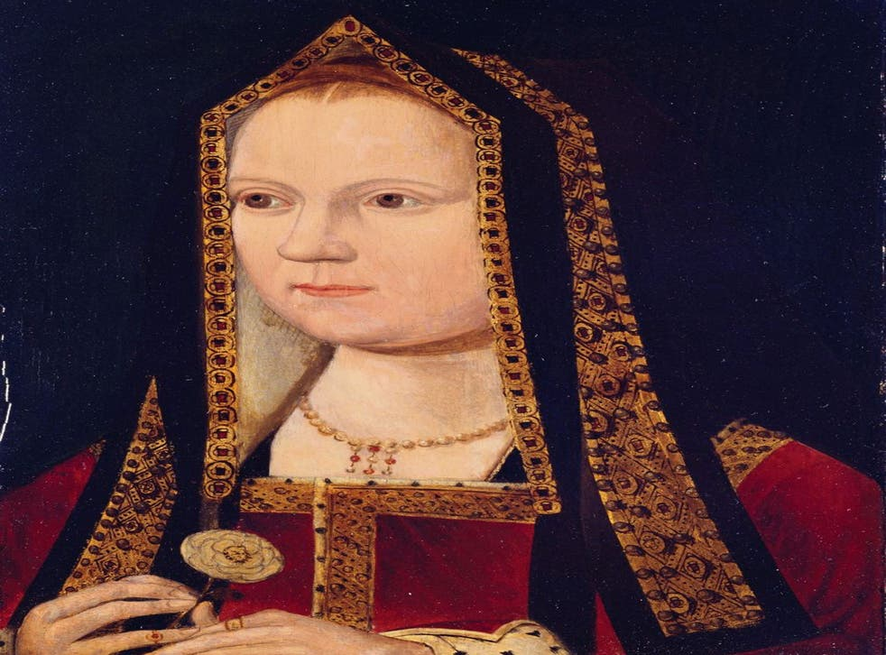 Past perfect: To medieval commentators, the 'immensely popular' Elizabeth of York  came close to their  ideal of virtue, chastity, and humility