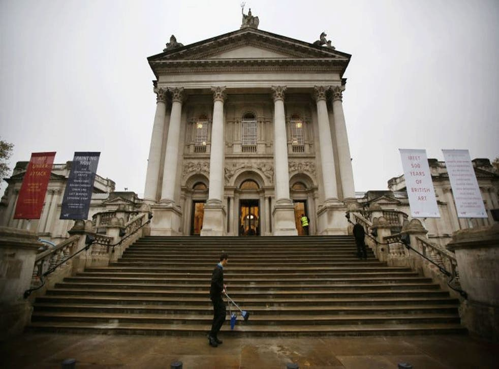 Tate Britain: Over half of adults attended a gallery or museum in the past year
