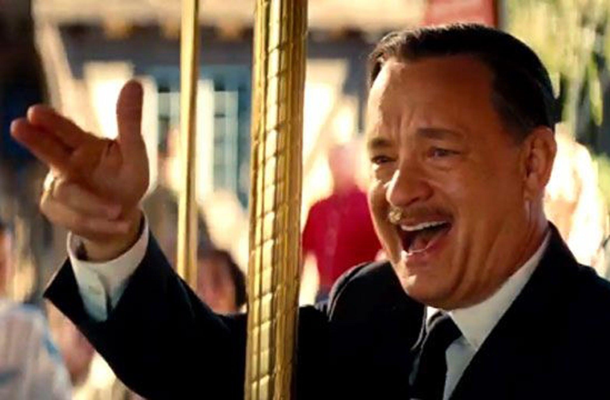 Walt Disney S Chain Smoking Habit That New Film Saving Mr Banks