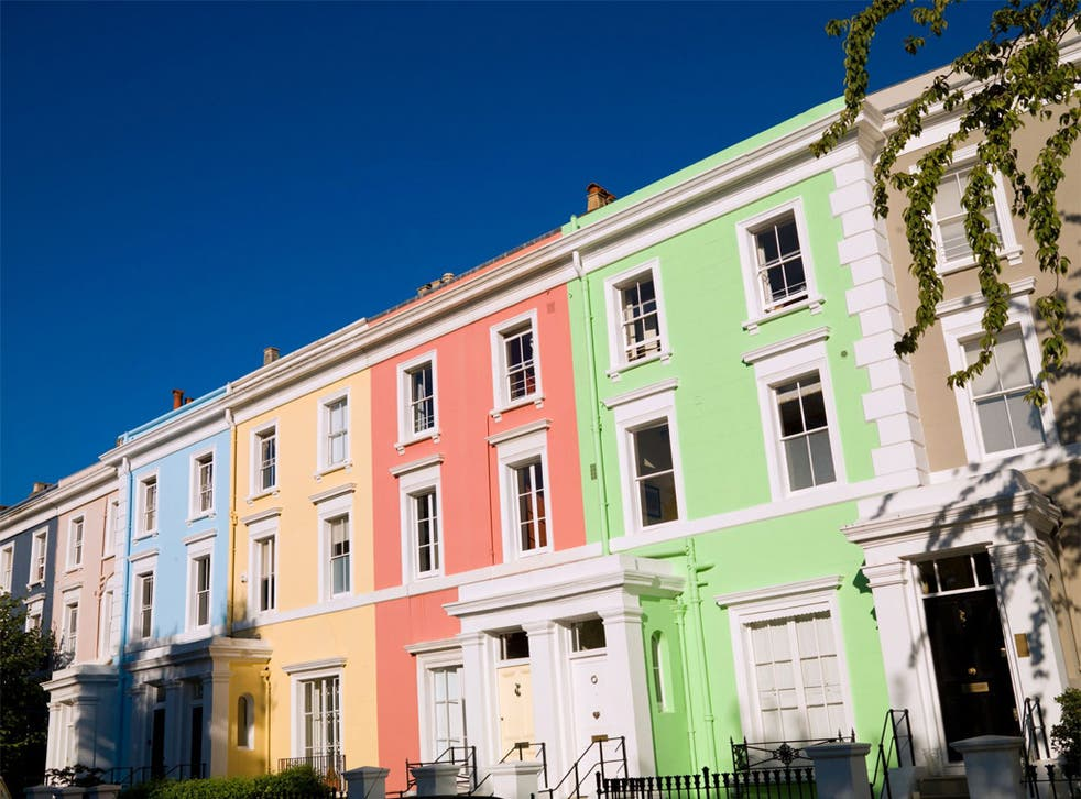 House prices in London and the South-east are rising fast