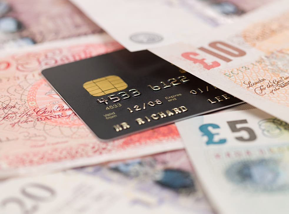 Personal debt in the UK totals £1.43 trillion
