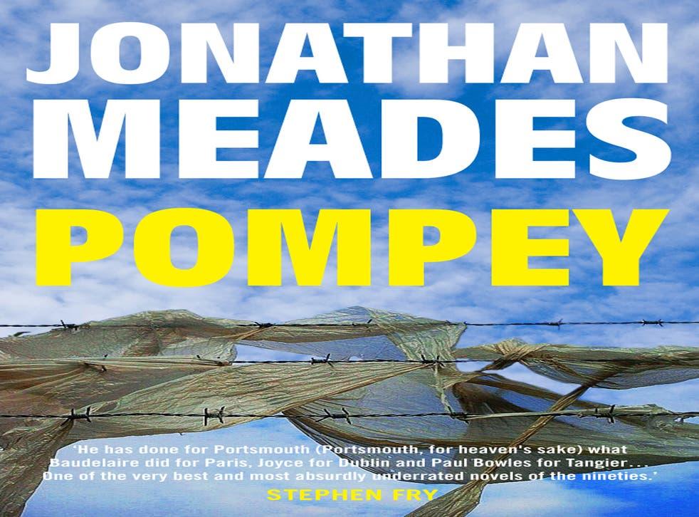 Jonathan Meades, Pompey