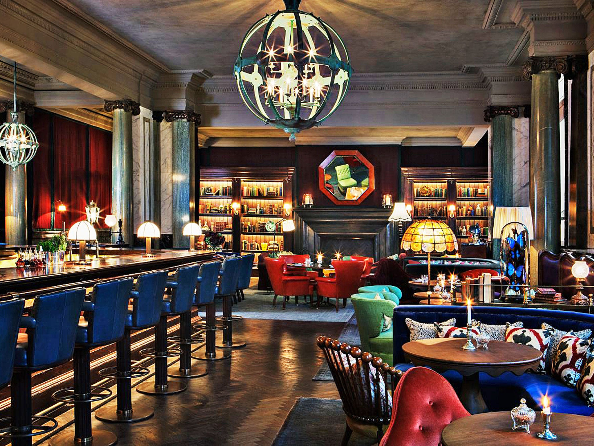 Rosewood, London: A New Hotel That Puts U0027Midtownu0027 On The Map | The  Independent