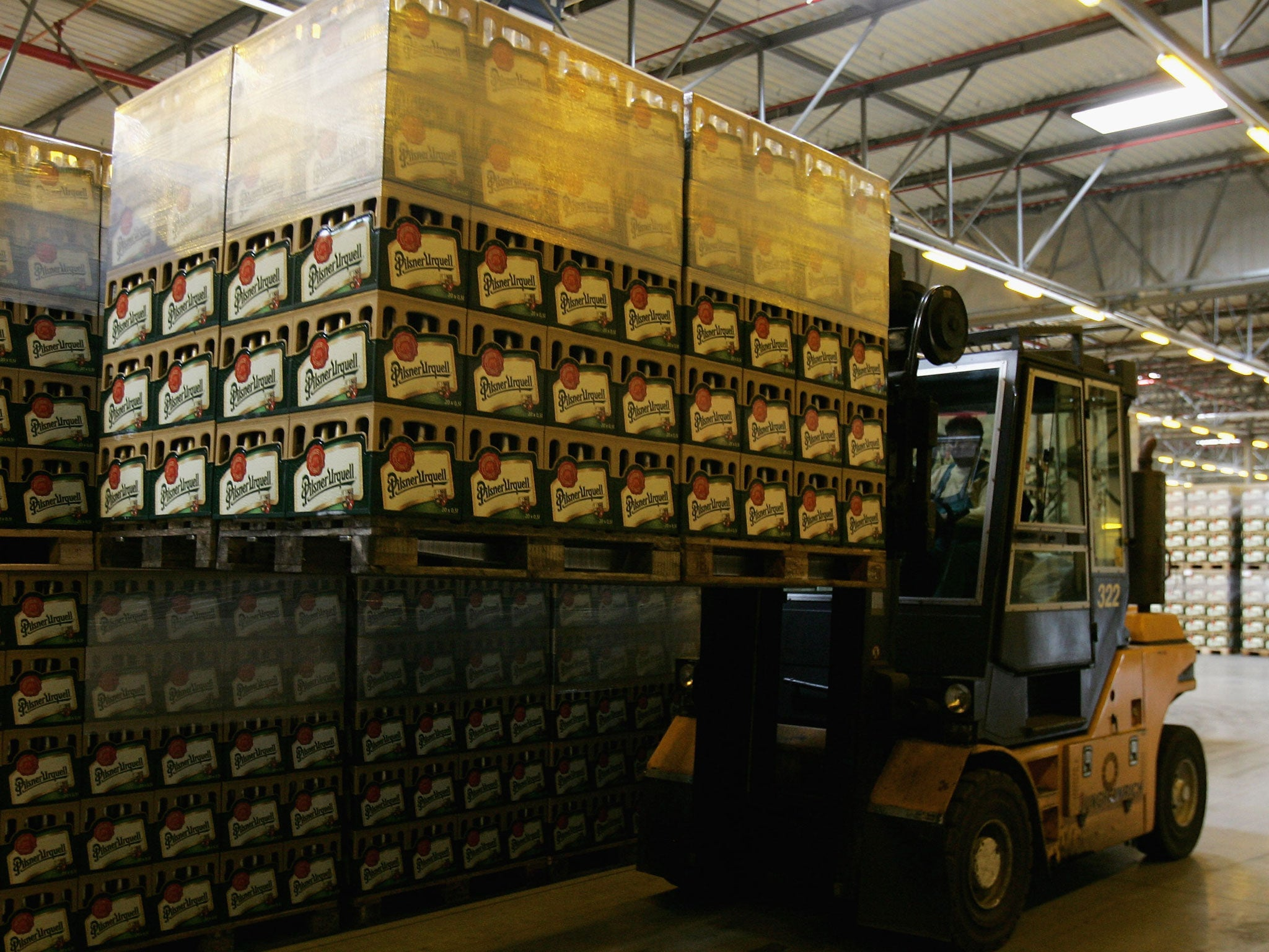 Strong demand for unpasteurised tank beer boosts Miller Brands sales in the first half | The Independentindependent_brand_ident_LOGOUntitled