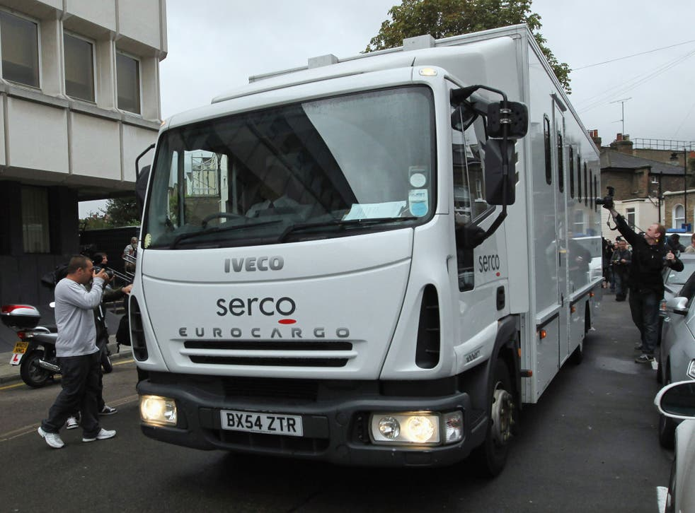 Jeremy Stafford quits as UK chief of scandal-hit security group Serco