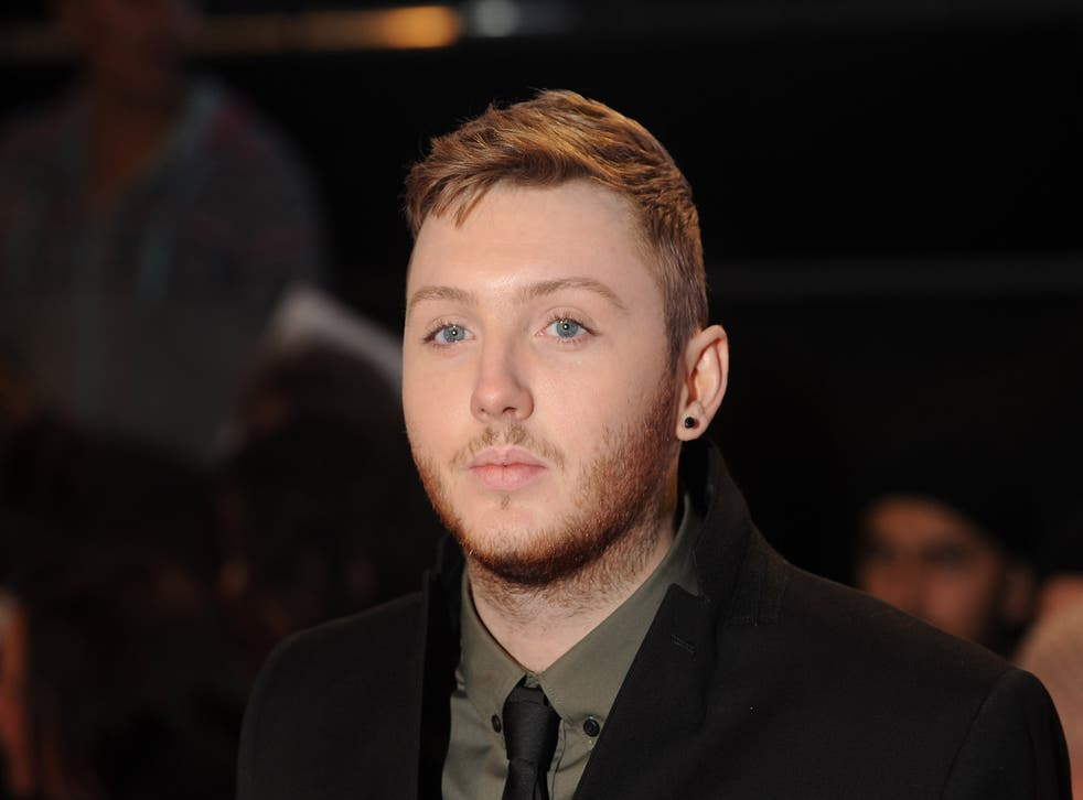 James Arthur also claims Sam Smith and Ed Sheeran had 'more support' than they make out