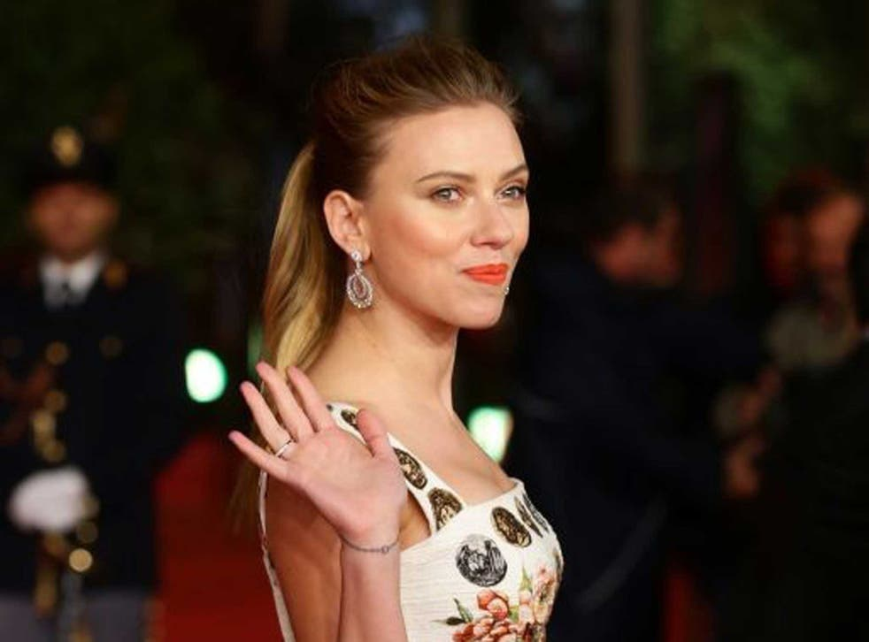She, which features Scarlett Johansson only in voice