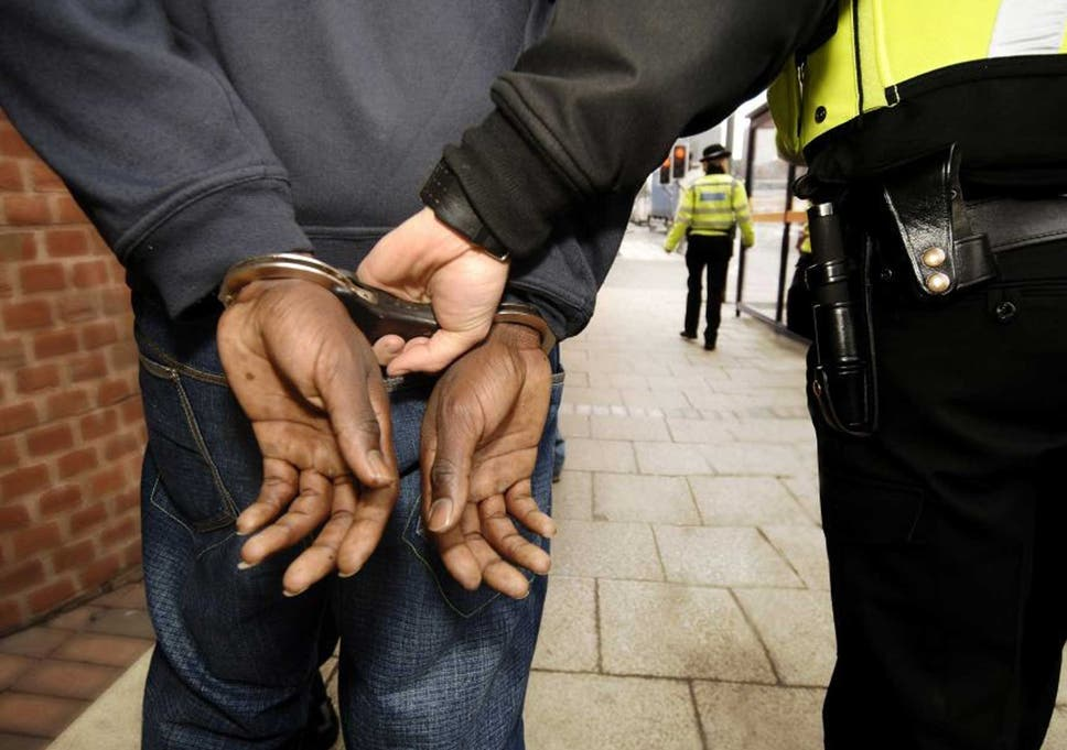 Courts are biased against blacks' with white offenders handed more
