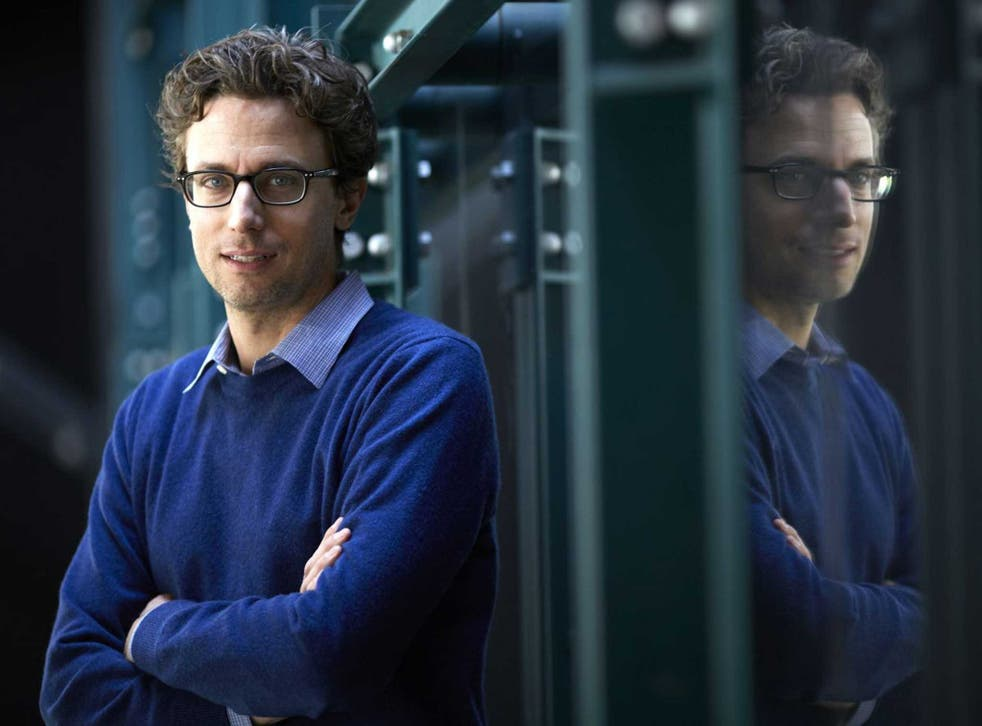 Peretti is the founder of Buzzfeed and creator of the 'share' button