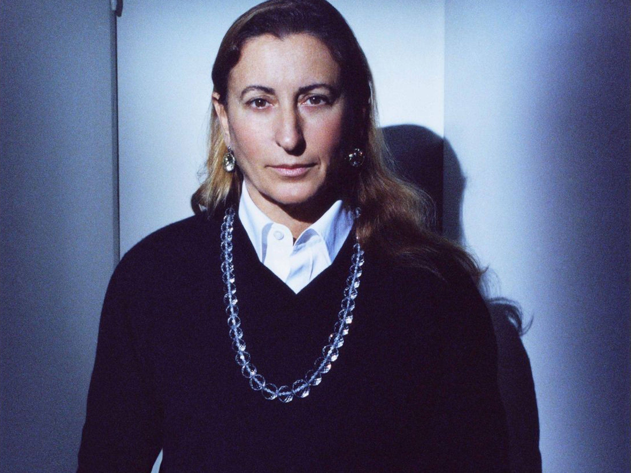 """designer research miuccia prada A guide to prada, including a profile, the latest news, photos of runway shows   miuccia, who was trained in political science rather than design, is known as one   koolhaas)—benefits from the careful eye and deliberate study of """"mrs prada."""
