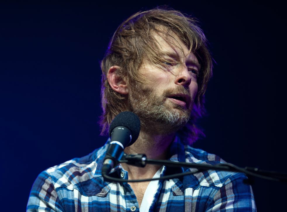 Thom Yorke played an exclusive DJ Set at Cornwall's Leopallooza last weekend