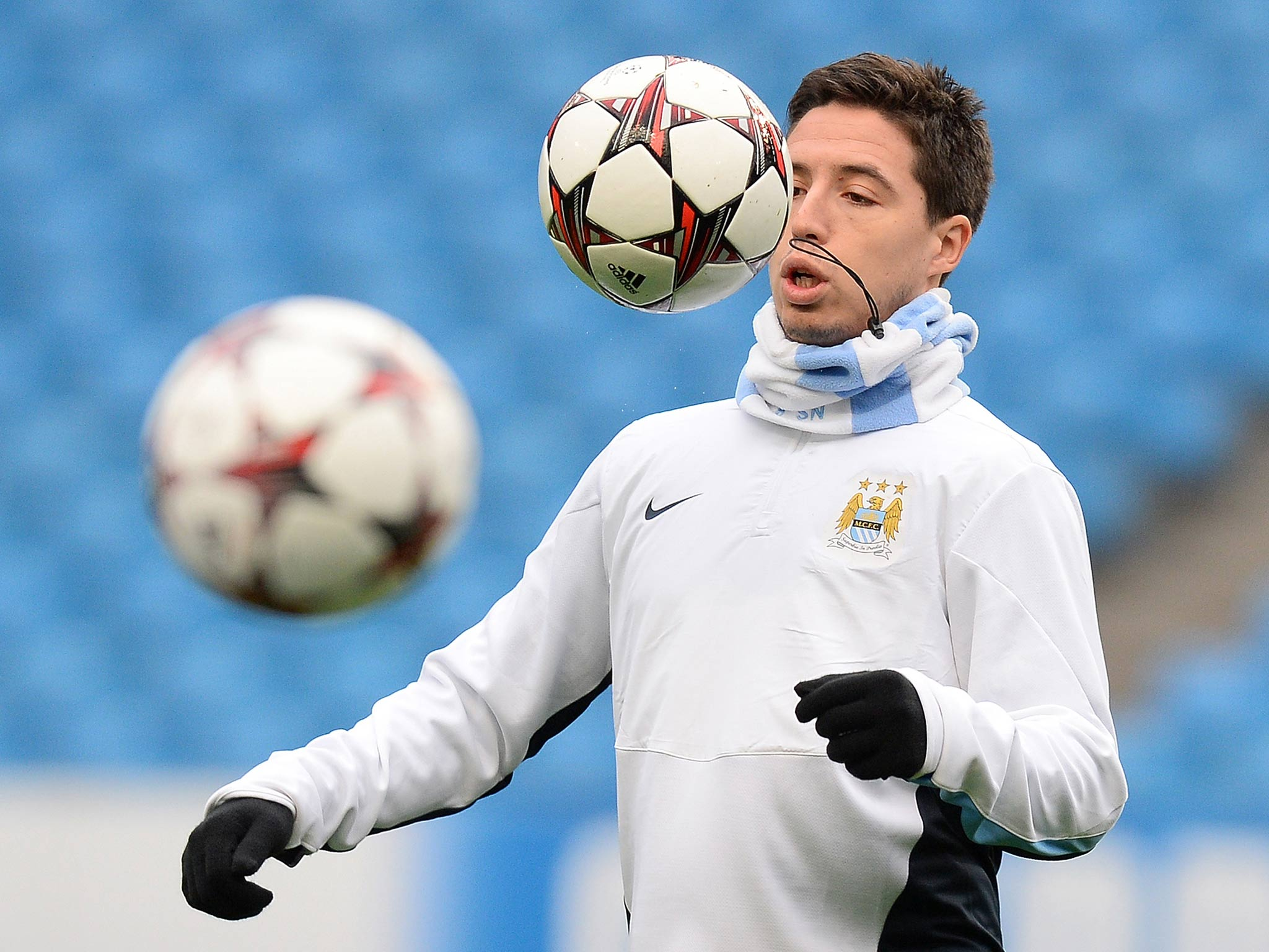 Manchester City midfielder Samir Nasri admits I wasn t feeling