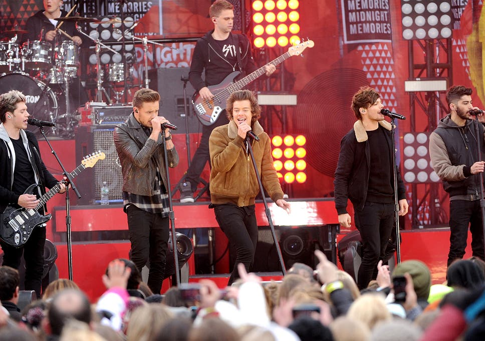 One Direction graduate to Radio 2 with 'mature sounding' new rock