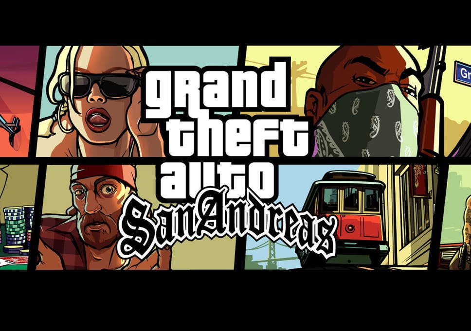 GTA: San Andreas arriving for iOS, Android, Windows Phone