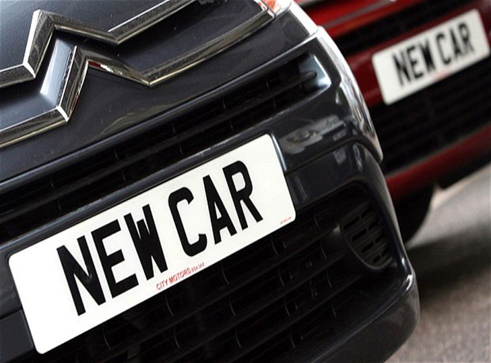 The DVLA has revealed a list of personalised licence plates it has banned for being in 'poor taste'