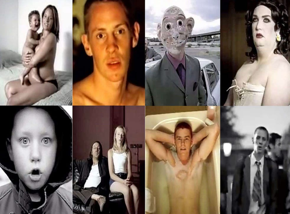 This is what a gamer looks like: characters from the 1999 PlayStation Double Life advert