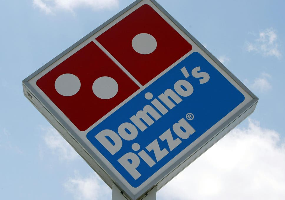 Domino's delivery man quits after workers told to only speak