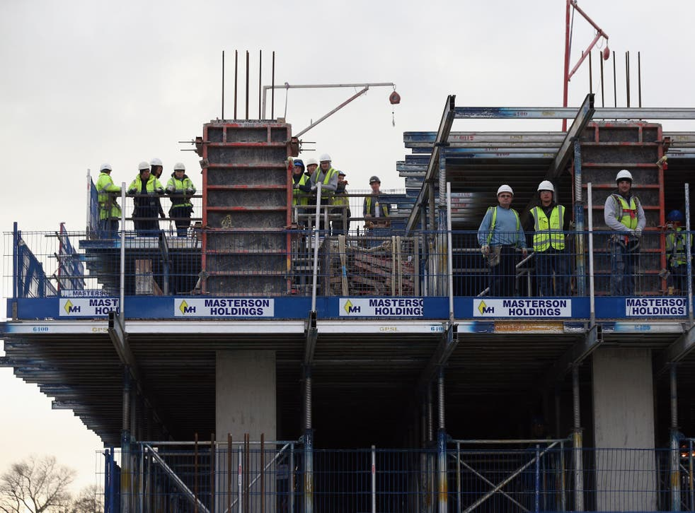 Housebuilding will suffer from the policy