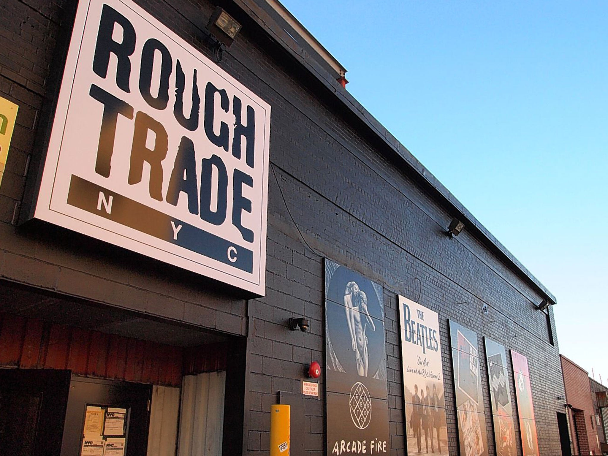 Rough Trade NYC: The vinyl countdown | The Independentindependent_brand_ident_LOGOUntitled