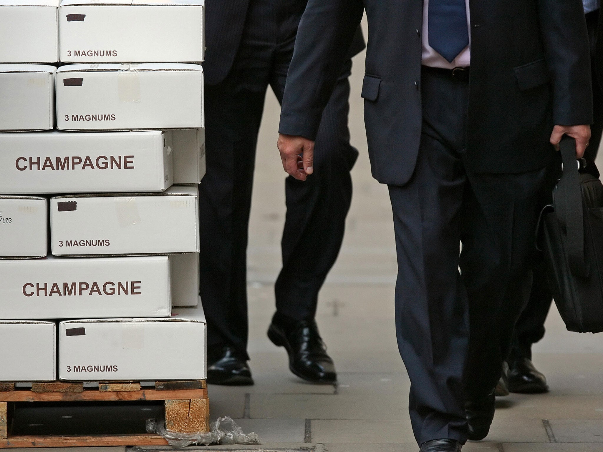 The real mystery is how placidly we accept the scandal of bankers' bonuses