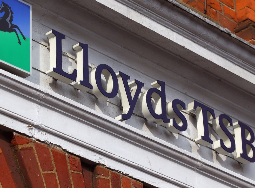 The government pumped £20bn into Lloyds to keep it afloat in 2008, leaving it with a 41% shareholding