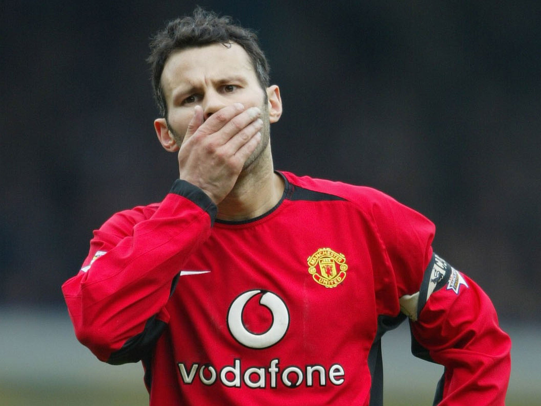 Kevin Garside: As good a player as he still is, Ryan Giggs