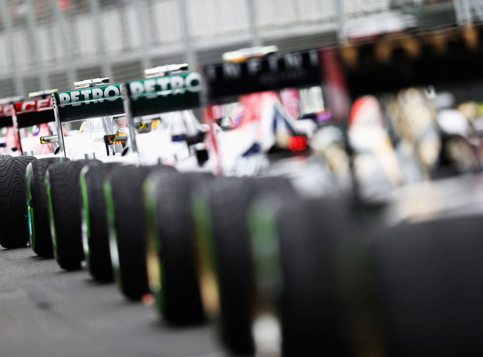 The valuation of Formula One is being questioned in the High Court case brought by Constantin Medien