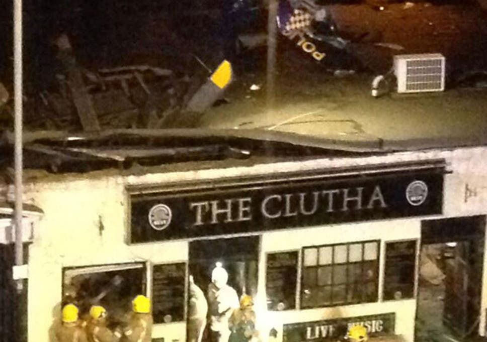 Eyewitness Accounts Of Glasgow Helicopter Crash You Couldn T See
