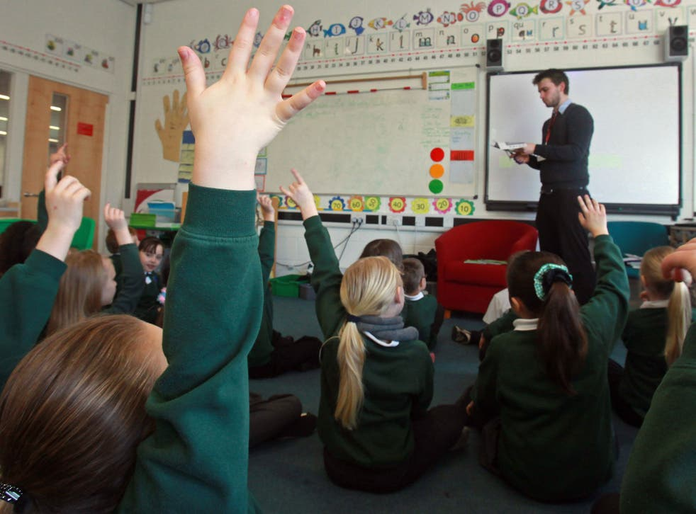 Secondary schools are causing more concern than primaries