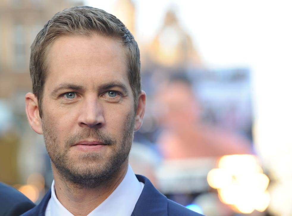 Actor Paul Walker died in a car crash near Los Angeles on Saturday afternoon
