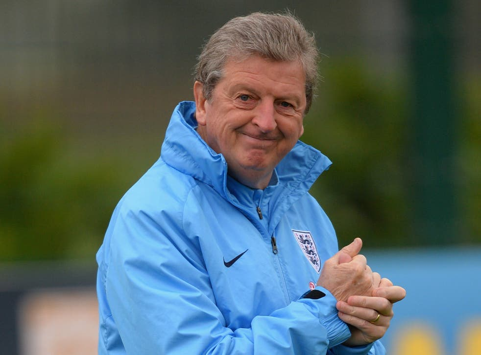 England manager Roy Hodgson has admitted that he is more concerned about the location of the World Cup fixtures rather than the opposition