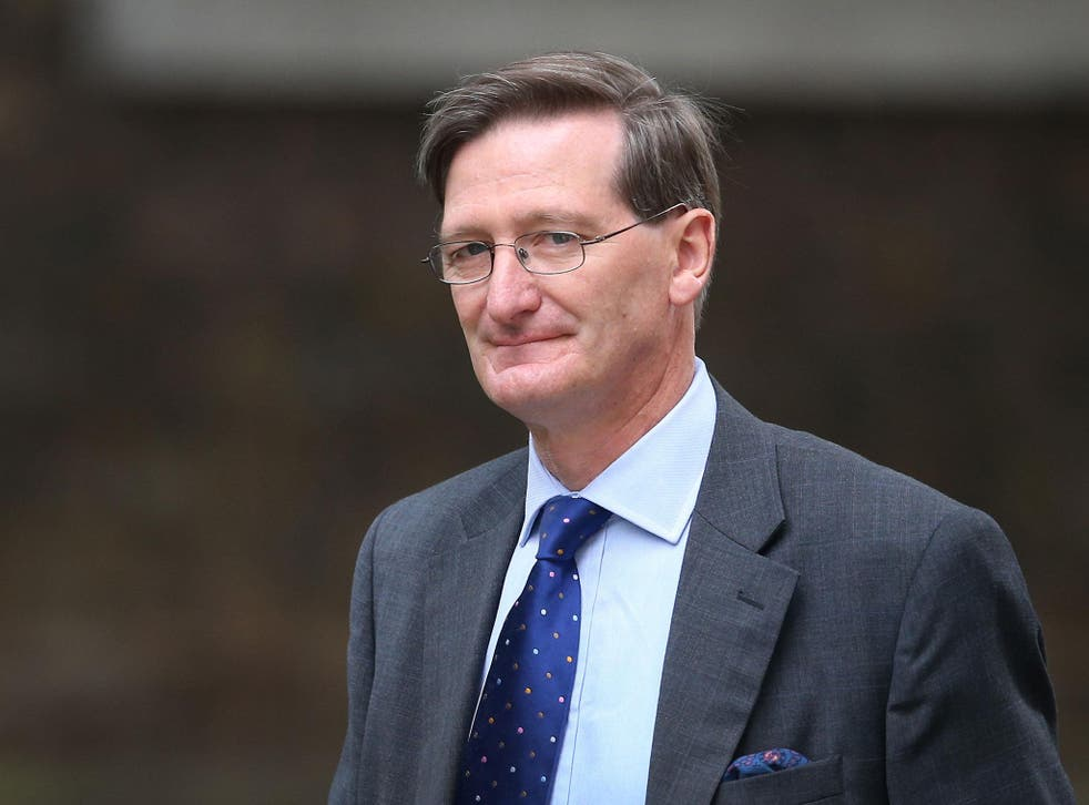 Dominic Grieve has warned that Britain would not shy away from court action to protect its national interests