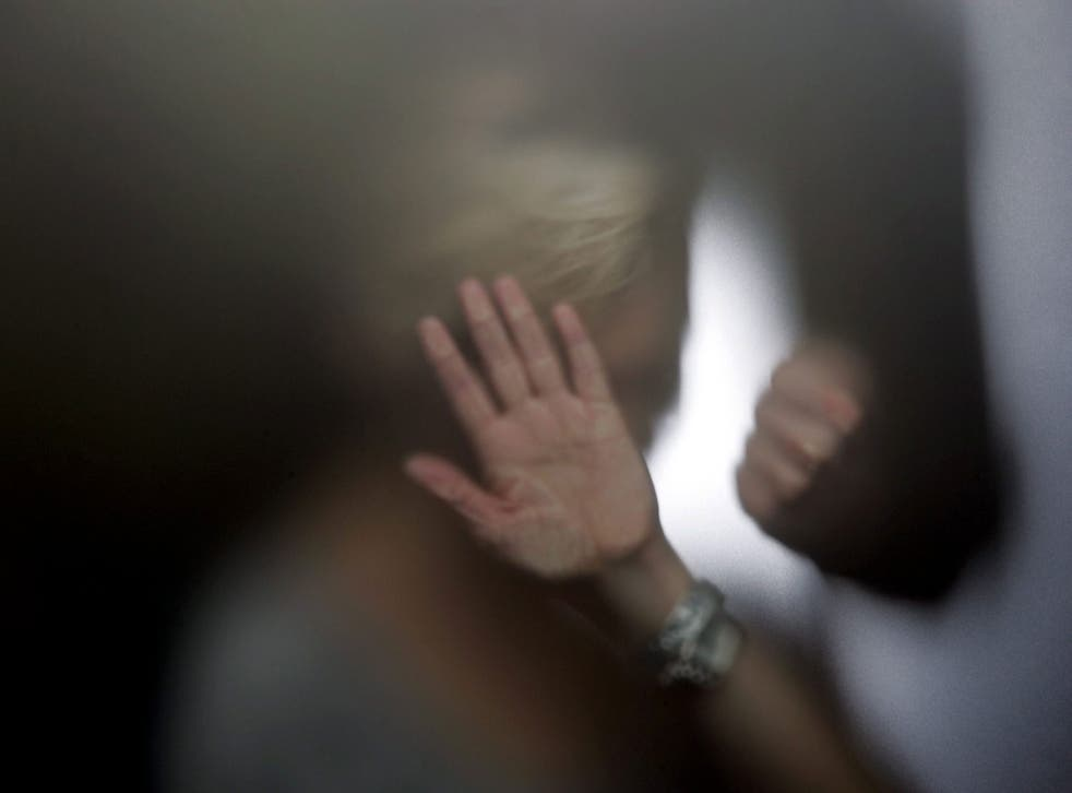 Help for victims of domestic violence is in a state of crisis