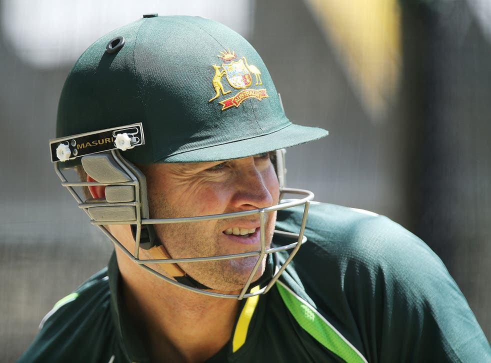 Australia captain Michael Clarke missed training due to a sore right ankle but is expected to be fit for the beginning of the second Ashes Test