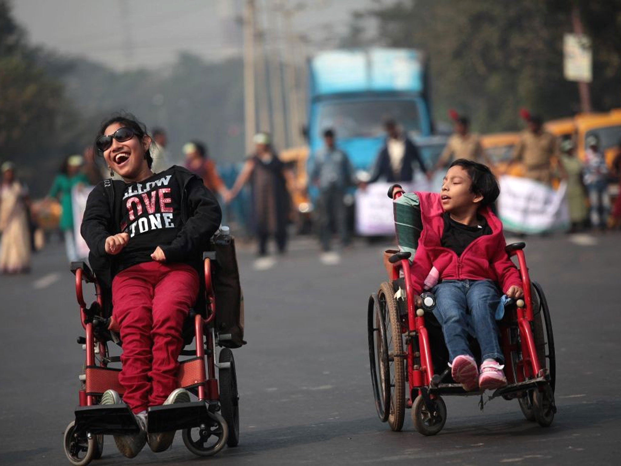 Disabled dating in india