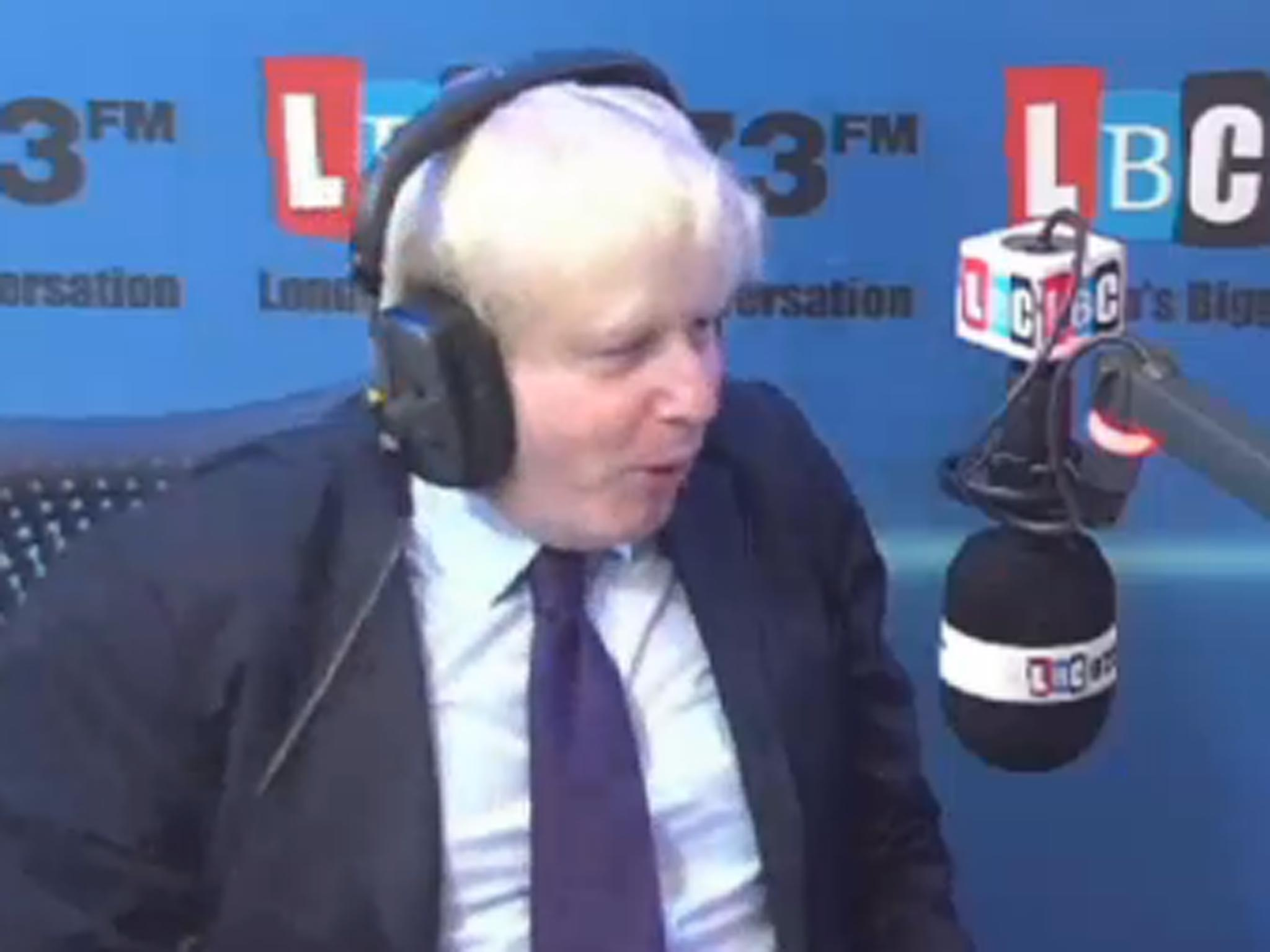 Video: Boris Johnson fails IQ test | The Independent