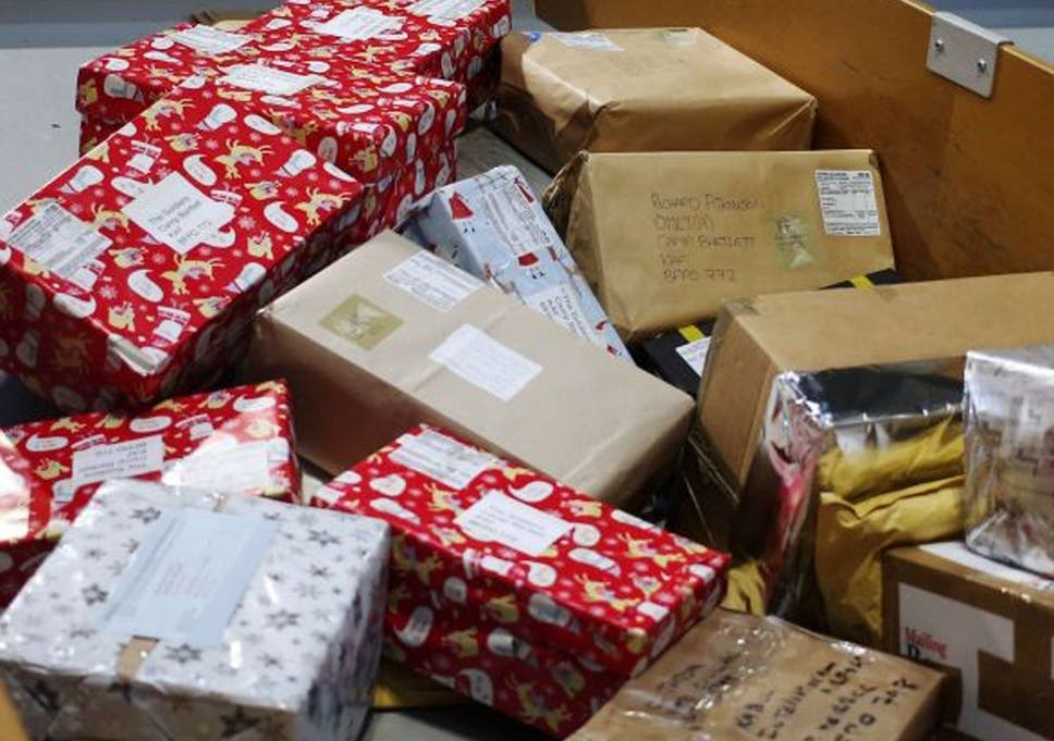 Christmas delivery delays: Yodel admits parcels will be days late