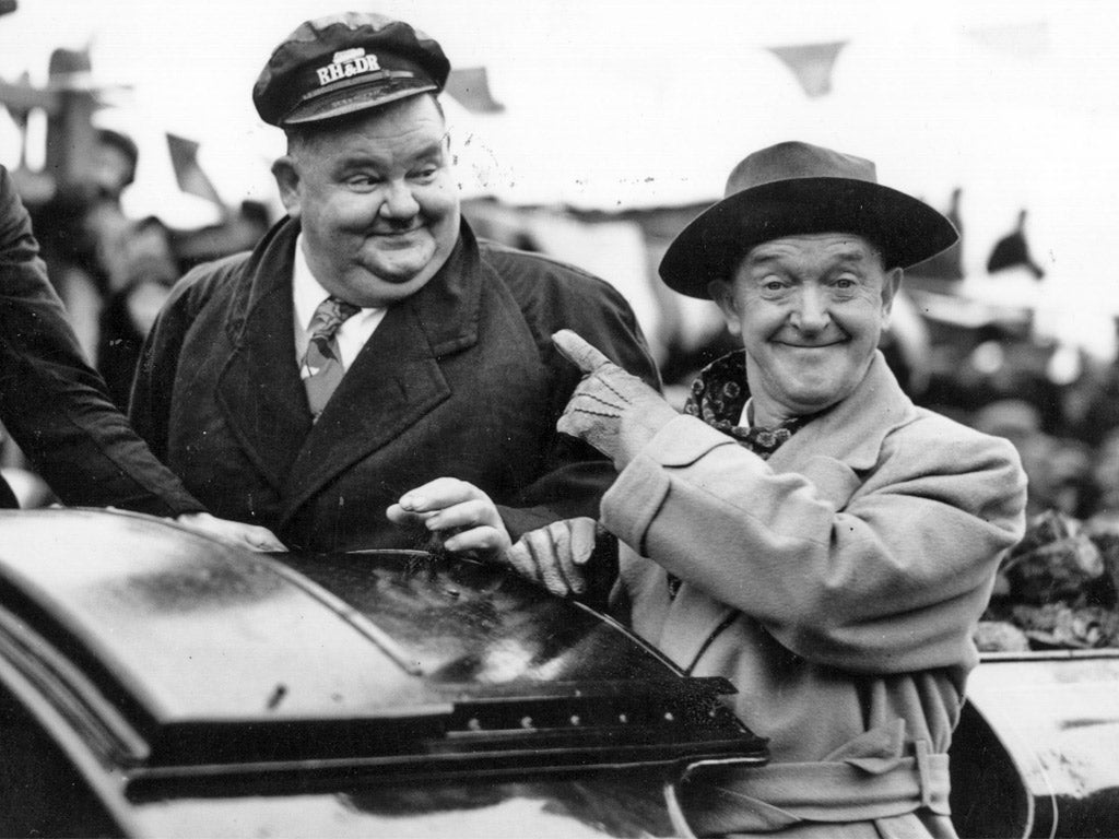 BBC backs 'epic' Laurel and Hardy biopic | The Independent
