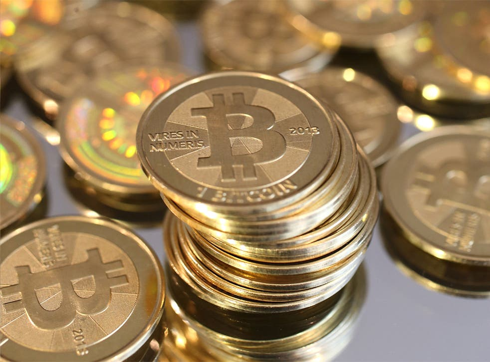 The value of bitcoin has declined rapidly this year