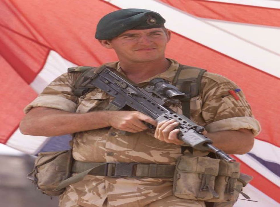 Alexander Blackman was handed a life sentence after being convicted for the murder of an Afghan insurgent