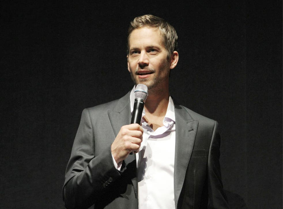 The late Fast & Furious actor performed the overwhelming act of generosity after overhearing the couple say the piece was too expensive for them