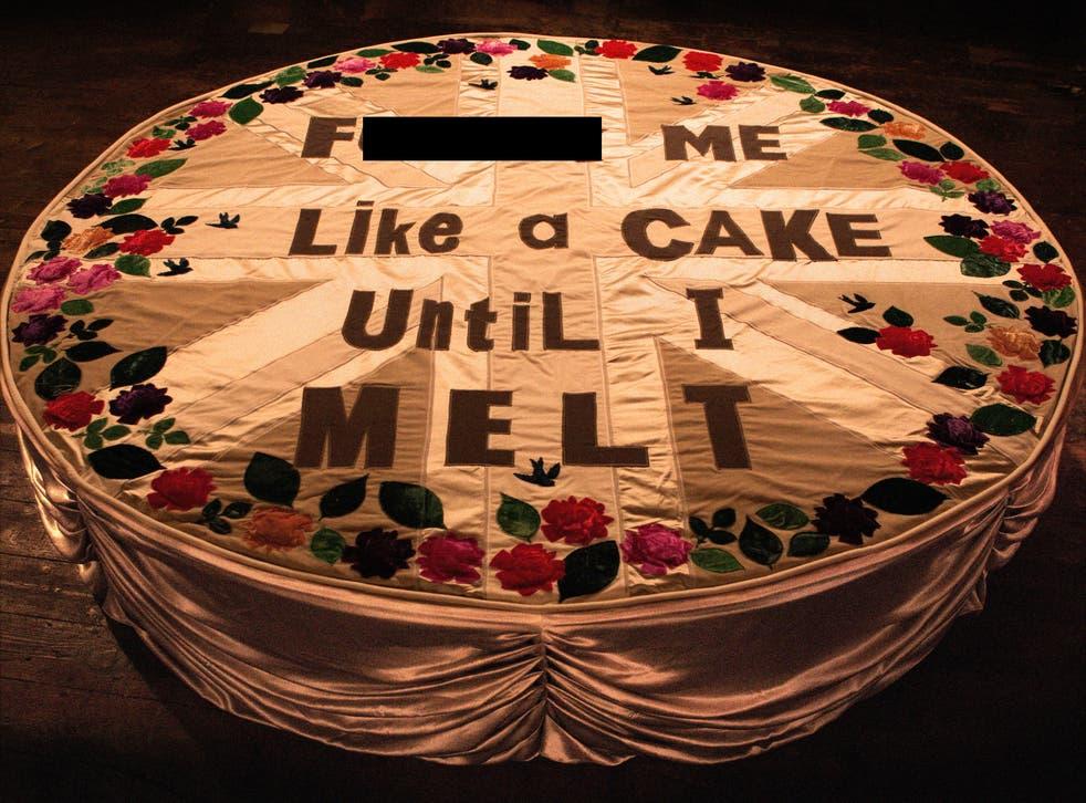 Miss Pokeno's 'Cake Bed'