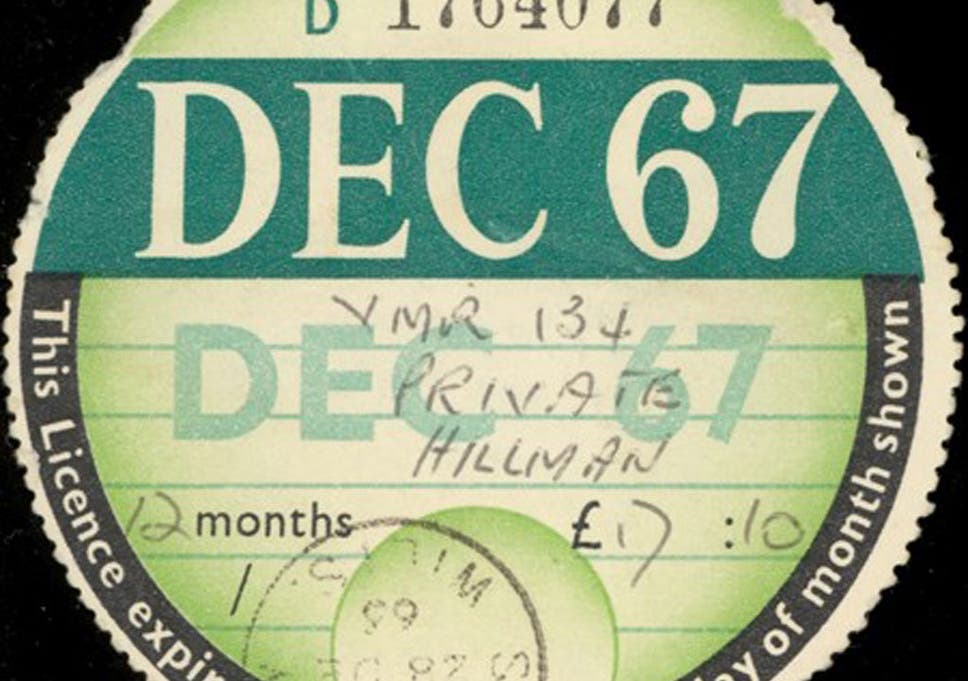 End Of The Road Britain Says Goodbye To The Car Tax Disc The