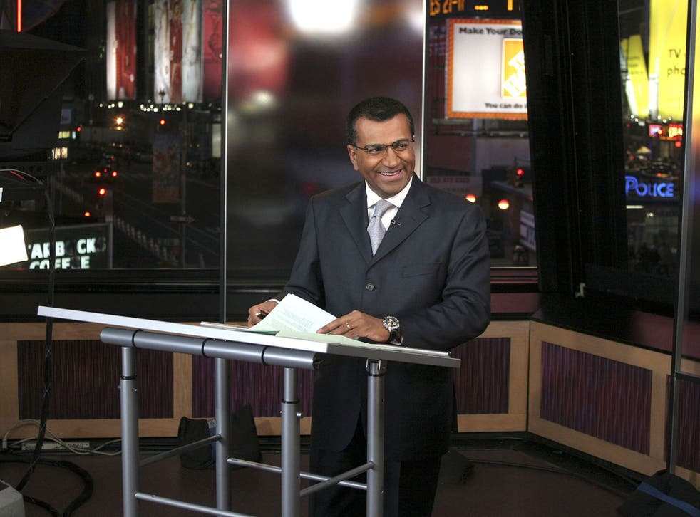 Martin Bashir hosted a regular afternoon news discussion show on the US TV channel MSNBC